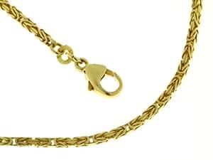 BOB C. Königskette 14 Karat (585) Gelbgold