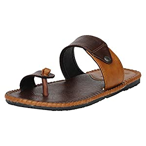 Kraasa Men's Synthetic Slide SL5137 Slippers