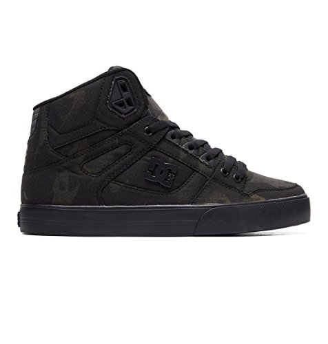 DC Shoes Pure WC TX SE - High-Top-Schuhe für Männer ADYS400046, Camo, 44 EU -