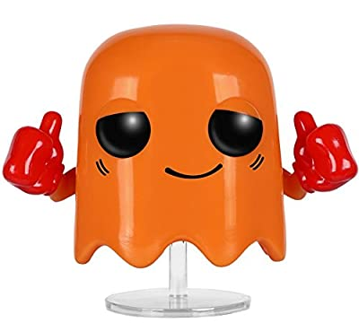 Funko - BOBUGT649 - Figurine de Collection - Pac Man - Pop - Vinyle - 86 Clyde Ghost