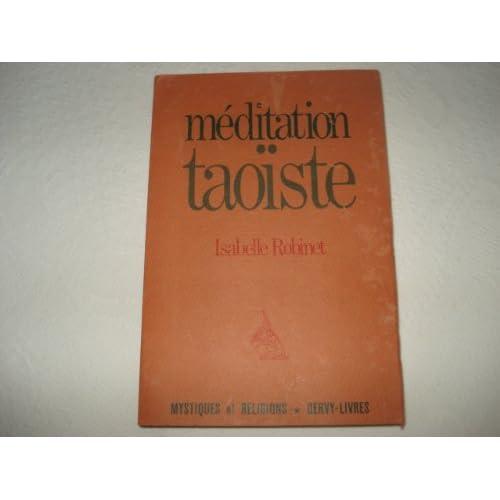 Méditation taoiste
