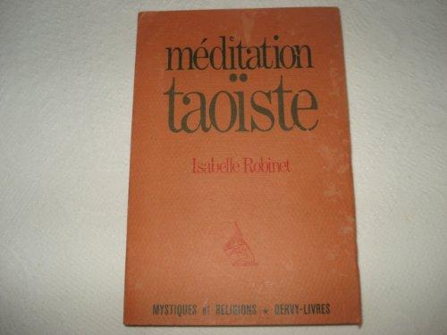 Mditation taoiste