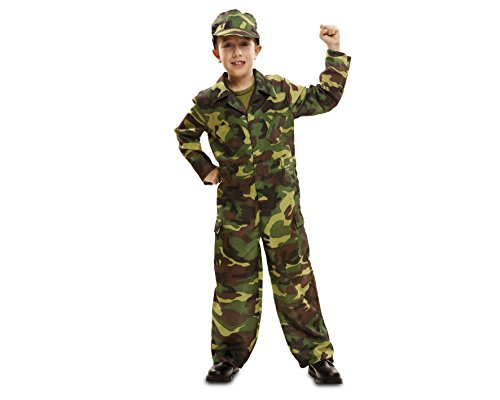 Imagen de my other me  disfraz soldado infantil, 7 9 años  viving costumes mom02091