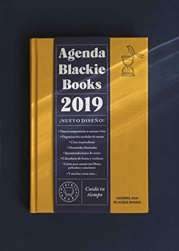 Blackie Books 2200469 - Agenda 2019