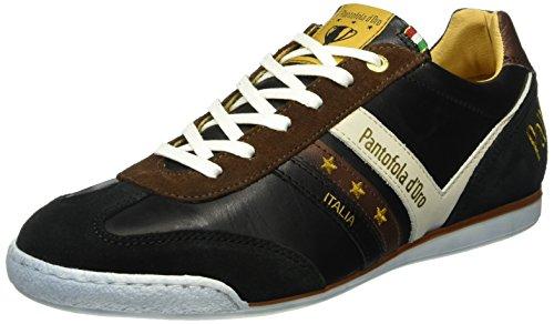 Pantofola D'OroVasto Uomo Low - Scarpe da Ginnastica Basse Uomo , Nero (Schwarz (.25Y)), 43
