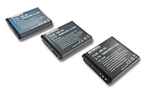 intensilo-3x-li-ion-batteria-1000mah-37v-per-camera-canon-powershot-sx260hs-sx270-hs-sx280-hs-sx500-