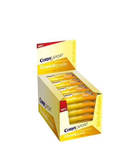 Corny Sport Buttermilch-Zitrone, 24er Pack (24 x 35 g)