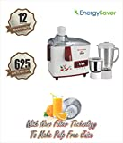LONGWAY Duro 500 Watt 2 Jar Juicer Mixer Grinder