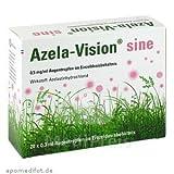AZELA-Vision sine 0,5 mg/ml Augentr.i.Einzeldosis. 6ml
