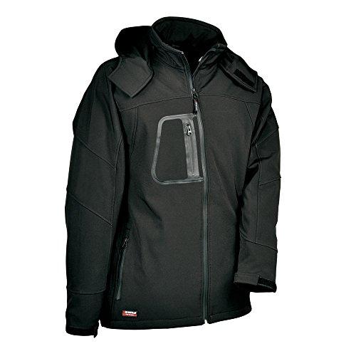 Cofra-Softshell-Winterjacke-Sweden-V101-wasser-windabweisende-Funktionsjacke-05-schwarz-Gre-62