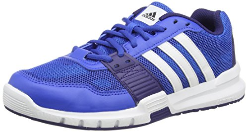 online retailer b26c1 ecb2b adidas Essential Star .2, Men s Fitness Shoes, Blue (blue ftwwht