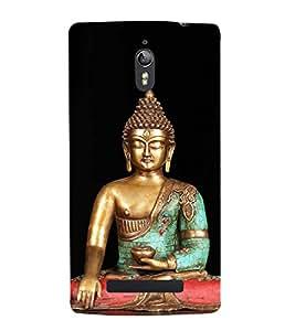 Fuson Designer Back Case Cover for Oppo Find 7 :: Oppo Find 7 QHD :: Oppo Find 7a :: Oppo Find 7 FullHD :: Oppo Find 7 FHD (Gautama Buddha Siddhartha Gautama Shakyamuni Buddha Buddhism Buddhists munish tatharaj)