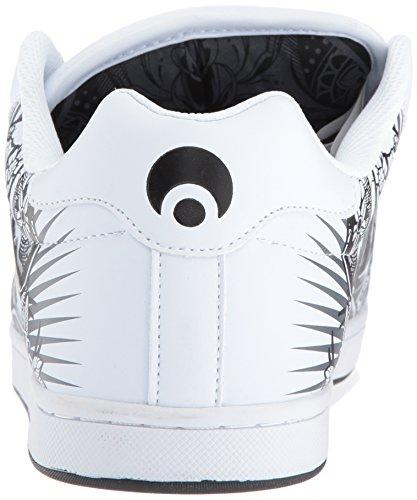 OSIRIS Shoes Throma Redux MAXX242 Deadman Red Maxx242/Deadman/White