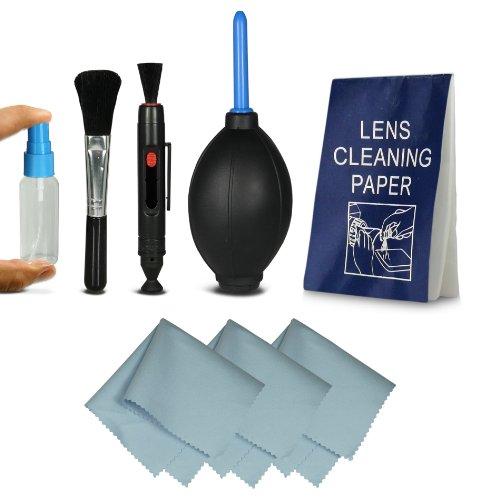 Kit de limpieza - Cleaning Kit Profesional para cámaras réflex digitales (Canon,...