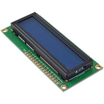 KOOKYE 5V Serial IIC/I2C/TWI LCD Plug and Play solderless