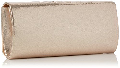 Wallis - Foil Pleat, Pochette da giorno Donna Oro (Gold)