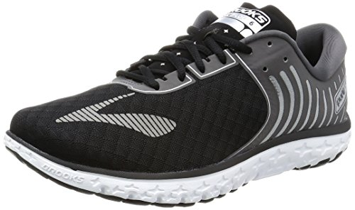 Brooks Pureflow 6, Chaussures de Course Homme Gris (Black/anthracite/silver)