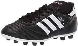Copa Mundial Leather - Der Klassiker unter den Nockenschuhen. Seit 1979 wird dieser Klassiker von Adidas produziert und gilt als der meistverkaufteste Fußballschuh aller Zeiten. Legenden wie Diego Maradona, Lothar Matthäus oder Michel Platini haben i...