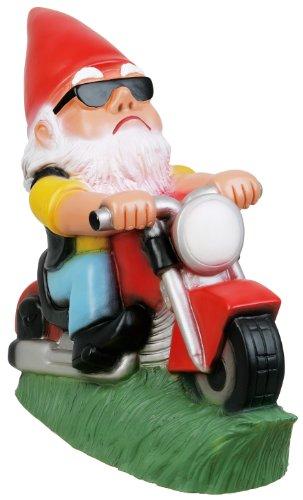 Gartenzwerg Biker (Gartenzwerg Biker)