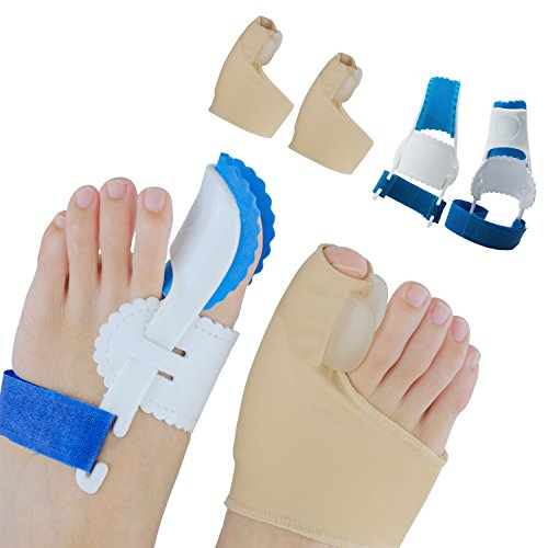 Correctores de dedos del pie Sumifun