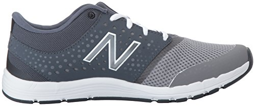 New Balance Only Training, Chaussures de Fitness Femme Gris (Grey/white)