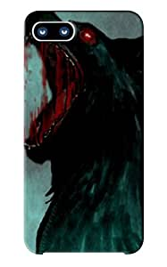 Apple iPhone 7 Horror print hard high quality mobile Back Cover Case best colour and best fitting cover and this is very popular mobile cover (NO-1 Seller in Amazon)