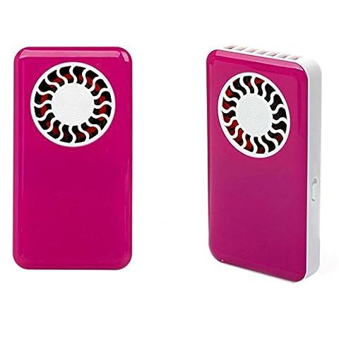 Hunpta Portable Handheld USB Mini Air Conditioner Cooler Fan Rechargeable