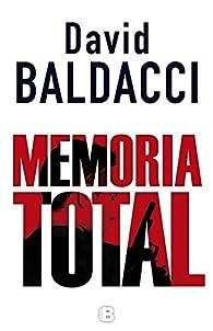 Memoria total par David Baldacci