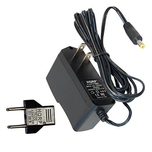 HQRP Adaptateur CA pour Omron 705 IT, 705 CP, 711 S, 750II Contrôle de la tension artérielle