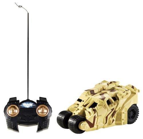 Preisvergleich Produktbild Mattel W5760 - Batman R/C Batmobil