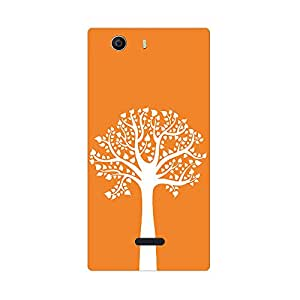 Phone Candy Designer Back Cover with direct 3D sublimation printing for Micromax Canvas Nitro 2 E311