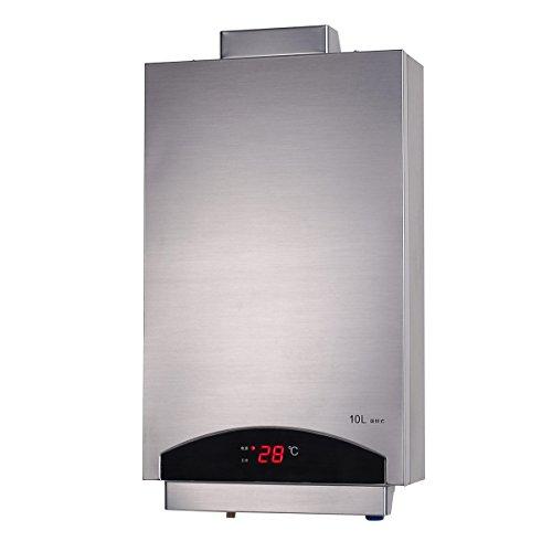 Haobang Sin tanque calentador de agua eléctrico instantáneo grifo grifo de la ducha Calefacción JSQ20-S01