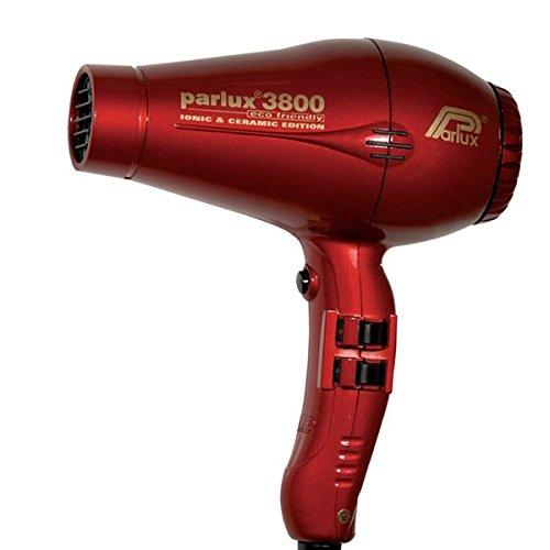 Secador de mano Parlux 3800 Eco rojo