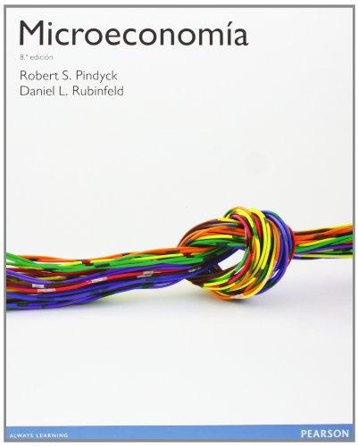 Pack microeconomía (libro + MyLab) por Robert Pindyck