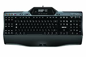 Logitech G510 Wired Gaming Keyboard
