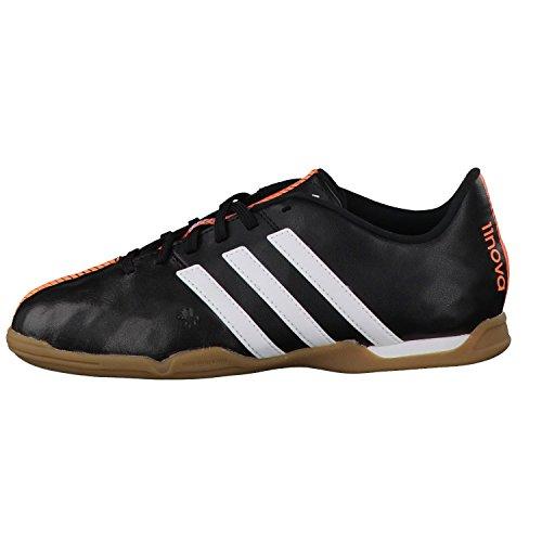 Adidas Kinder Fußballschuhe 11 Nova IN J B44418 Schwarz