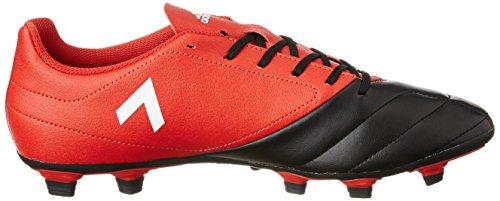 adidas Ace 17.4 Fxg, Scarpe da Calcio Uomo Rosso (Red/Ftwwht/Cblack)