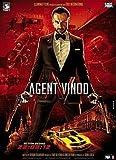 Agent Vinod - All Regions NTSC DVD - Saif Ali Khan - Kareena Kapoor - Bollywood - Subtitles in English & Arabic