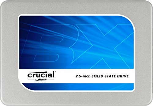 Crucial BX200 240GB SATA 2,5 Zoll interne Festplatte - CT240BX200SSD1 Executive Hd System