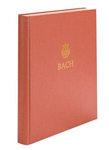 DIE SECHS ENGLISCHEN SUITEN : FUER CEMBALO, BWV 806-811 LEINEN - Englisch-leinen