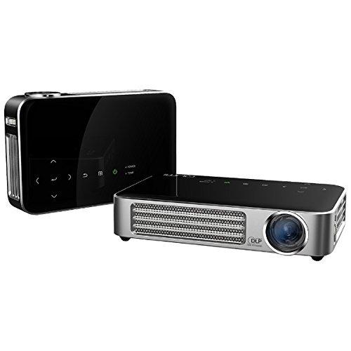 Vivitek Qumi Q6 (800 lumen, Wi-Fi, DLP, LED, 3D/HD) Nero Proiettore