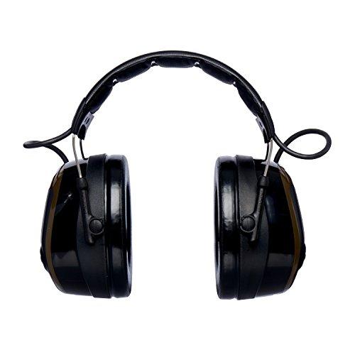 3M Peltor MT13H223A Impuls-Kapselgehörschützer ProTac Shooter Headset (32dB,  inkl. Klinkenanschluss) Grün