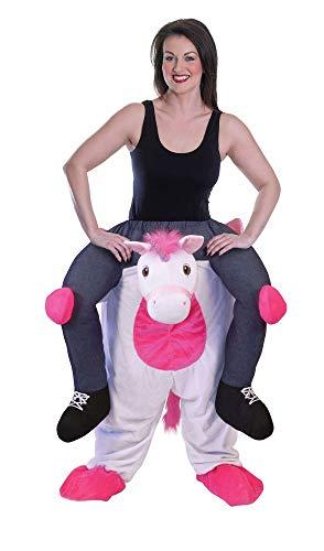 shoperama Lustiges Step-In Huckepack Kostüm Piggy Back Aufsitz Reiter Trag Mich JGA Junggesellenabschied, - Gorilla Kostüm Piggy Back