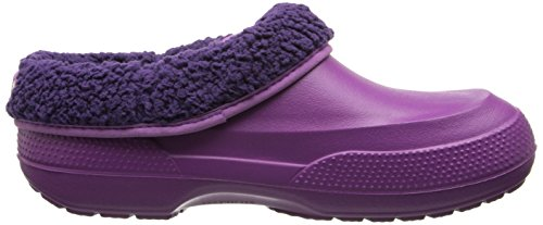 Crocs Blitzen II Clog, Sabots mixte adulte Violet (Viola/Royal Purple)