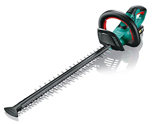 Bosch AHS 55-20 LI Battery hedge trimmer Double blade 2600g - cordless hedge trimmers (Battery hedge trimmer, Double blade, Lithium-Ion (Li-Ion))