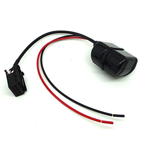 YIHAO Bluetooth Modul Adapter AUX-Kabel für Ford Focus MK2 MK3 Fiesta Audio-Stereo-FORD C-MAX Mk1 ab 2003 zz6282