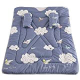 Saeder Multifunktionsliebhaber Winter Warm Long Sleeve O Neck Suit Print verdicken Decke Männer und Frauen mit dicken warmen, warmen Schlafsälen