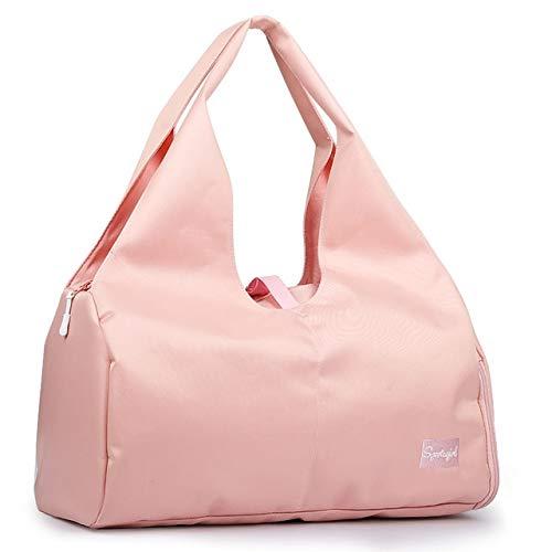 Yoga-Matten-Taschen für Fitness-Sack De Sport, trocken nass Sporttasche, Schultertraining, Gymtas, Bolsa Deporte, Handtaschen Bolsa XA616WA, Pink
