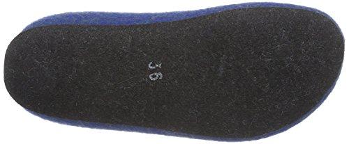 MagicFelt AN 709 Unisex-Erwachsene Pantoffeln Blau (lagoon 4831)