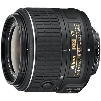 Nikon AF-S DX NIKKOR 18-55 mm f/3.5-5.6G ED VR Lens